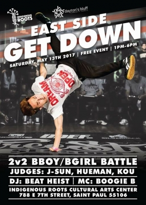 East Side Get Down Jam 2017