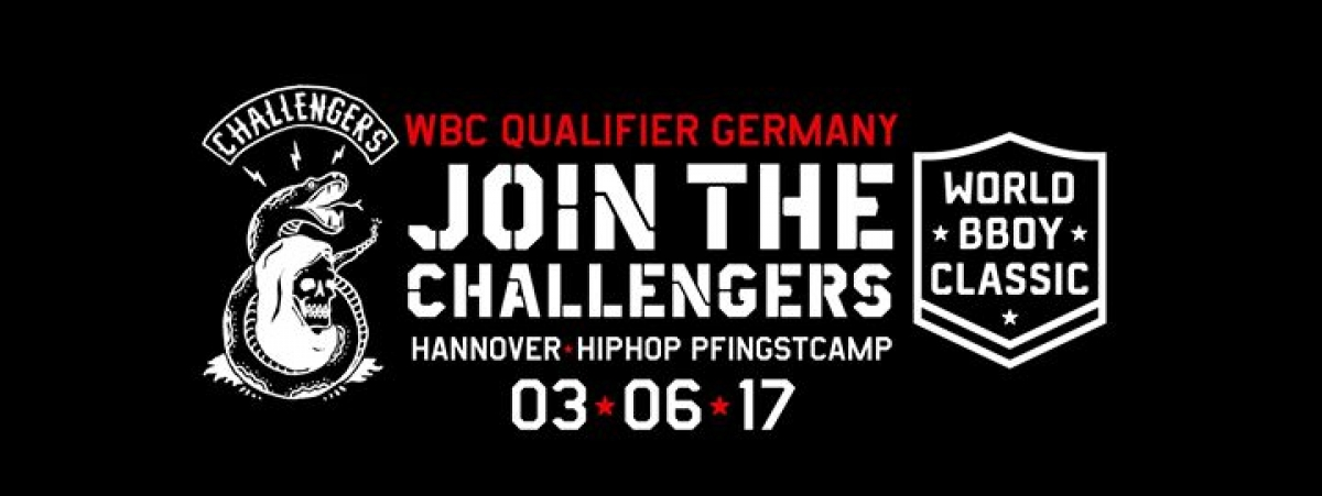World Bboy Classic Germany 2017 poster