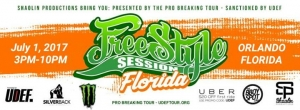 Freestyle Session Florida 2017