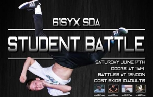 61SYX SDA Student Battle 2017
