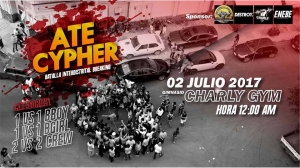 Ate Cypher 2017