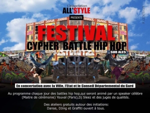 Ales Cypher Itinerant 2017