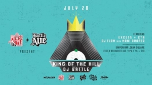 King Of The Hill DJ Battle 2017