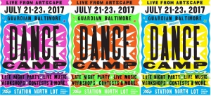 Dance Camp At Artscape 2017