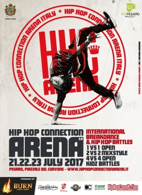 Hip Hop Connection Arena 3.0