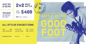 Battle Of The Good Foot 2017