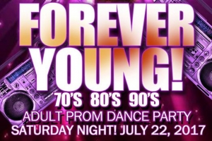 Forever Young Adult Prom 2017