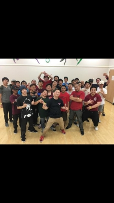 Community Access Summer Breakdance Jam 2017