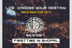 LCB Choose Your Destiny India Qualifier 2017