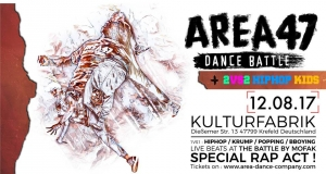 Area 47 Dance Battle 2017