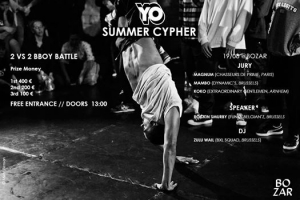 Yo Summer Cypher 2017