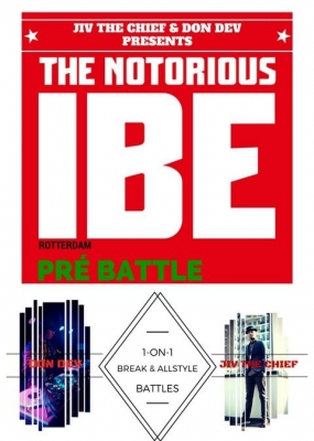 The Notorious IBE - Pre Battle 2017