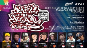 Battle Of The Year Malaysia 2017