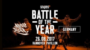 Battle Of The Year Germany 2017