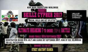 Skillz East Africa Cypher 2017