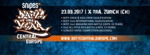 Battle Of The Year Central Europe 2017