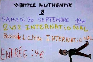 Battle Authentik 8