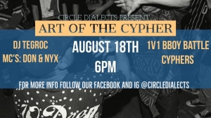 Art Of The Cypher 2017