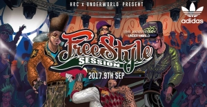 Freestyle Session Taiwan 2017