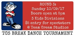 TCS Break Dance Tournament 2017