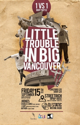 Little Trouble In Big Vancouver 2017