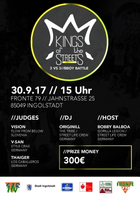 Kings Of The Streets 2017