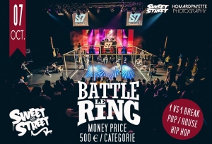Battle Le Ring - Sweet & Street Festival 9