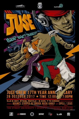 Sip The Juice 3 - Juse Crew 17th Year Anniversary 2017