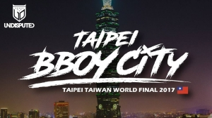 Taipei Bboy City World Final 2017