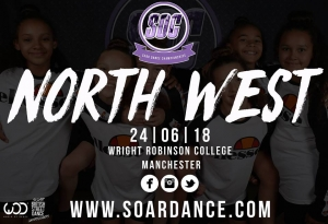 SDC North West Street Dance Championships 2018