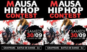Mausa Hip Hop Contest 2017