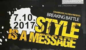 Style Is A Message  9  2017