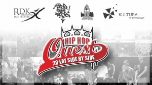 Hip Hop Quest - 20 Lat Side By Side 2017