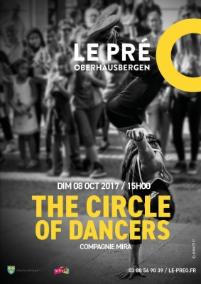 The Circle Of Dancers  5  2017