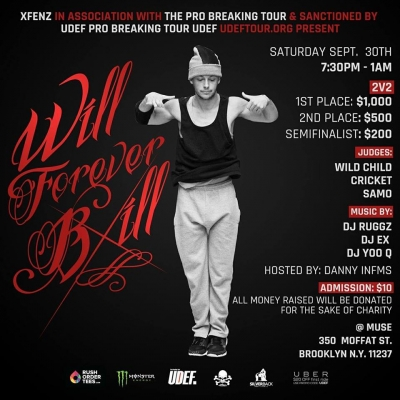 Will Forever B-iLL 2017