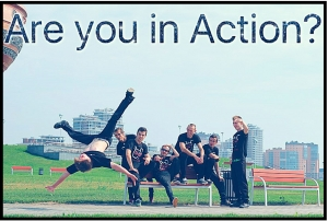 Are You in Action ? 2017