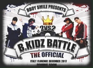 The Official B.Kidz Battle 2017