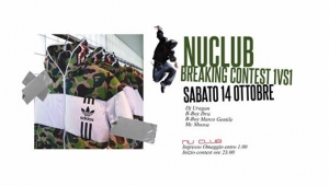 Nuclub Breaking Contest 2017