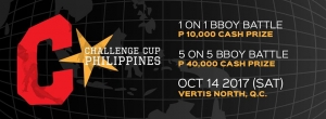 Challenge Cup Philippines 2017
