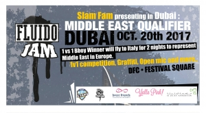Fluido Jam Middle East Qualifier 2017