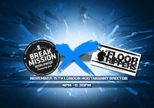 Floor Rippers X Break Mission 2017