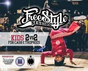 Freestyle session KIDS BATTLES 2017