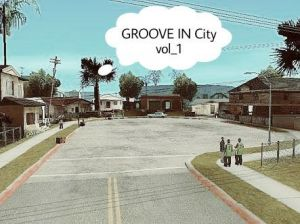 Groove In City 1