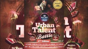 Battle URBAN Talent 4