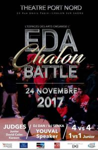 EDA Battle Chalon 2017