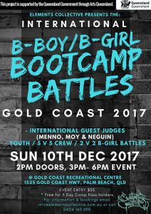 Bootcamp Battles 2017