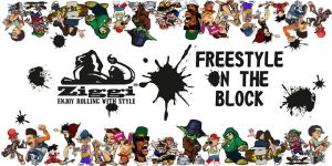 Freestyle On The Block 5