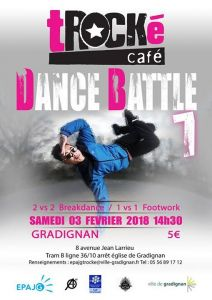 Trocke dance battle 7