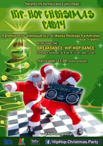 Hip Hop christmas Party 2017