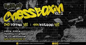 UTS Hiphop Society Presents: ChessBoxin 2